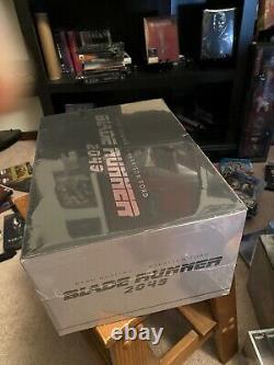 Blade Runner 2049FNAC Excl. 4K/3D+Blu-ray +Blu-ray Bonus+Dig+BlasterSteelbook