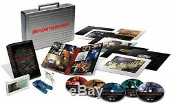 Blade Runner 25th Anniversary Ultimate Collector's Edition 5 DVD With Items