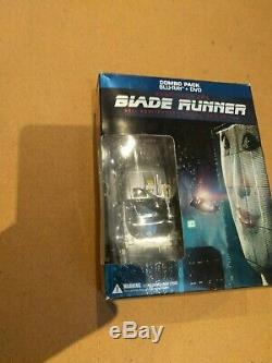 Blade Runner -30th Anniversary Collectors Ed (4) Discs Blu-ray, DVD Used