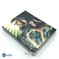Blade Runner 4K + Blu-ray Steelbook Double Lenticular HDzeta Silver Label