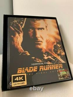 Blade Runner 4K UHD + BD Boxset UHDClub Exclusive UC#13 NewithSealed