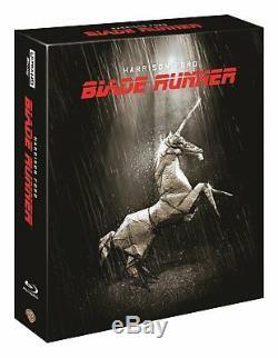 Blade Runner 4K UHD Special Edition Blu-ray Box Set Region Free, Ridley Scott