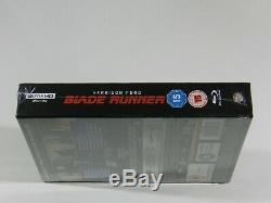 Blade Runner 4K UltraHD Blu-ray UK With Full Slipbox Cover