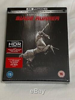 Blade Runner 4k Blu-ray Digital Book Uk 4 Versions Special Edition New & Sealed