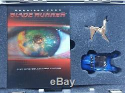 Blade Runner 5-DVD Ultimate Collectors Edition Briefcase #91 of 4400