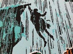 Blade Runner Alternative Movie Poster by Al Williamson #/50 NT Mondo James Jean
