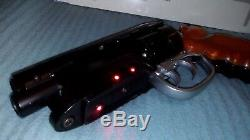 Blade Runner Blaster professionally built life size moving parts and lights