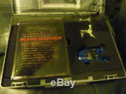 Blade Runner Briefcase DVD Set Rare. Region 1 DVD. Ridley Scott