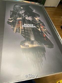 Blade Runner By John Guydo Art Screen Print Bottleneck Gallery