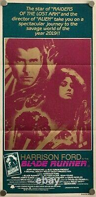 Blade Runner Daybill movie poster