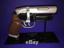 Blade Runner Deckard's Blaster 2049 (3D printed)Blade Runner Gun, Stand, Cosplay