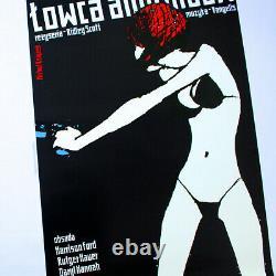 Blade Runner European Movie Surrealist Art Poster