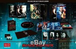 Blade Runner Final Cut 4KUHD+BD Double Lenticular Full Slip HDzeta Silver Label