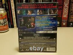 Blade Runner Final Cut Japan STEELBOOK 4K Ultra HD Blu-ray Brand New Mint