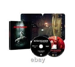 Blade Runner Final Cut Limited Edition 4K ULTRA HD & Blu-ray Steelbook Japan