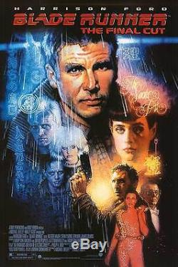 Blade Runner (Final Cut) Orig Movie Poster 27x40 DS