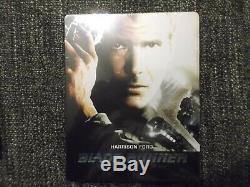 Blade Runner HDzeta Steelbook 4K Blu Ray Lenticular 230/500