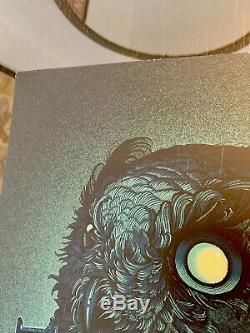 Blade Runner John Guydo Variant AP Art print X/24 Signed Numbered NT Mondo
