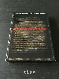 Blade Runner Limited Numbered Briefcase Edition US Region 1 DVD box set