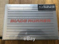 Blade Runner Limited Ultimate Collector`s Edition Aktenkoffer Neu OVP Bluray