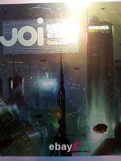 Blade Runner Los Angeles 2049 Version A Foil- Giclee Print By Pablo Olivera