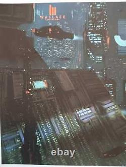 Blade Runner Los Angeles 2049 Version A Giclee Print Art by Pablo Olivera