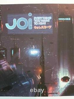 Blade Runner Los Angeles 2049 Version B Giclee Print Art by Pablo Olivera