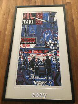 Blade Runner Movie Custom Framed Limited Edition Prints Poster Bladerunner