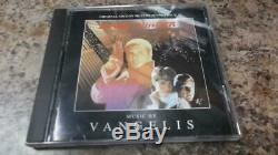 Blade Runner Original Motion Picture Soundtrack CD by Vangelis Limited Edition
