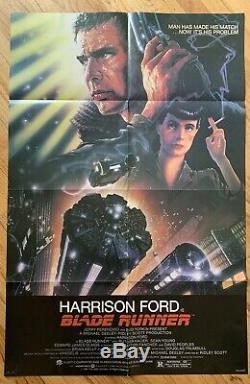 Blade Runner Original Movie Poster 1982