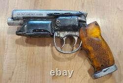 Blade Runner PKD Movie Pistol Replica Prop Gun Resin painted Deckard Blaster