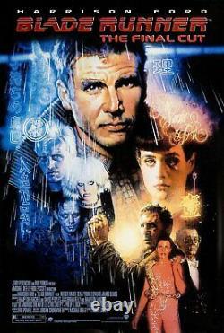 Blade Runner R2007 U. S. One Sheet Poster