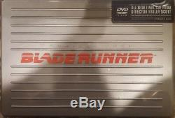 Blade Runner Rare 5-disc DVD Limited Edition Briefcase Pre-release Work Print