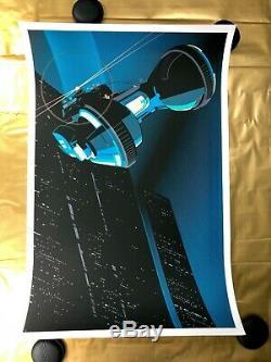 Blade Runner Rare Movie Art Print by Craig Drake from HCG studios