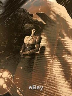 Blade Runner Regular Alternative Movie Poster Art by Gabz #/350 BNG NT Mondo