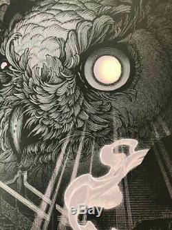 Blade Runner Regular by John Guydo Bottleneck & Mondo Artist Poster Print