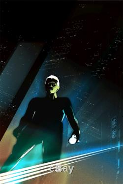 Blade Runner Roy Batty Limited Edition Giclee Print