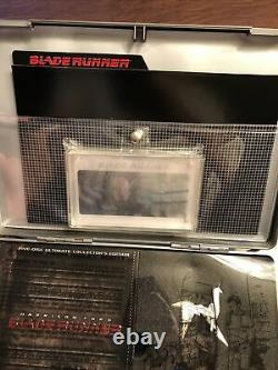 Blade Runner Suitcase Limited Edition 5-Disc DVD Gift Set Low# 000738/103000
