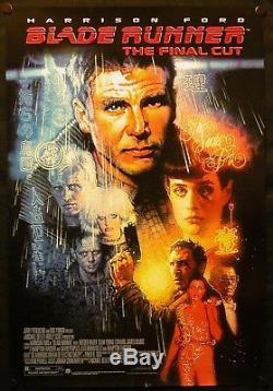Blade Runner The Final Cut (1982) US One Sheet