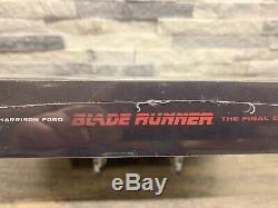Blade Runner The Final Cut Steelbook Titans Of Cult 4K Blu-ray Harrison Ford