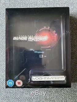 Blade Runner The Final Cut Titans of Cult 4K Steelbook 2019 U. K Edition