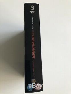Blade Runner The Final Cut Titans of Cult 4K Steelbook OOP U. K. Edition