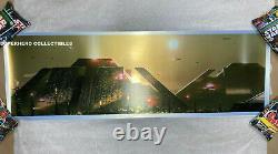 Blade Runner The Pyramid FOIL Variant Giclee Print Poster #64/100 Pablo Olivera