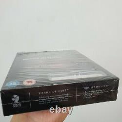 Blade Runner Titans Of Cult UK Limited Edition 4k UHD Blu-ray Steelbook