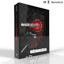 Blade Runner Titans of Cult #1 4K UHD + BluRay Steelbook NEU OVP IT