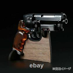 Blade Runner Tomenosuke Blaster Wooden Display Stand Only for OG Japan New