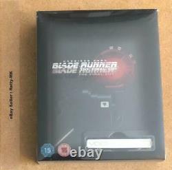 Blade Runner Uk Exclusive Titans Of Cult 4k Uhd Blu Ray Steelbook New