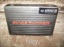 Blade Runner Ultimate Collectors Briefcase / Attache Edition 5-disc DVD Set