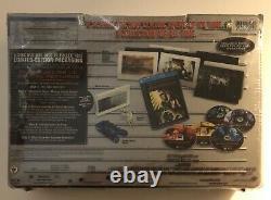 Blade Runner Ultimate Collectors Edition BLU-RAY (2007, 5-Disc) OOP CYBERPUNK