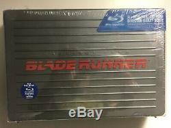 Blade Runner Ultimate Collectors Edition (Blu-ray, 2007, 5-Disc Set) NEW